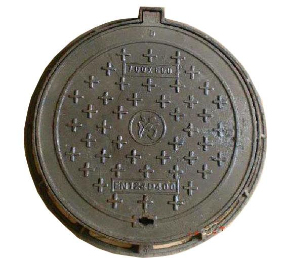 球磨铸铁防盗井盖