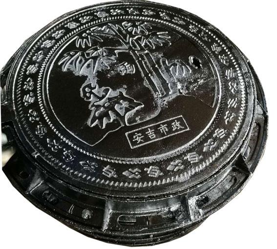 球墨铸铁艺术井盖