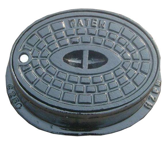 球墨铸铁水表箱定制