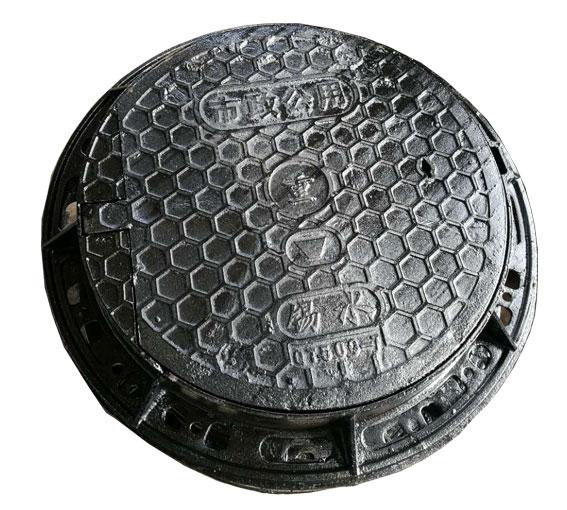 球墨铸铁订做井盖