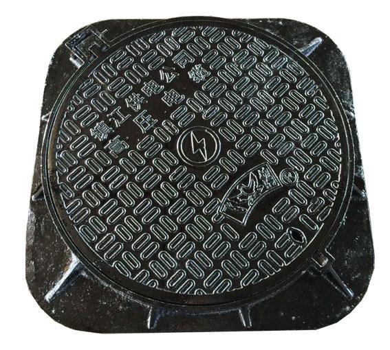 球墨铸铁定做井盖厂家